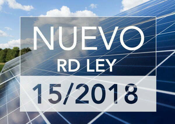 Nueva Ley Energia Solar autoconsumo fotovoltaico
