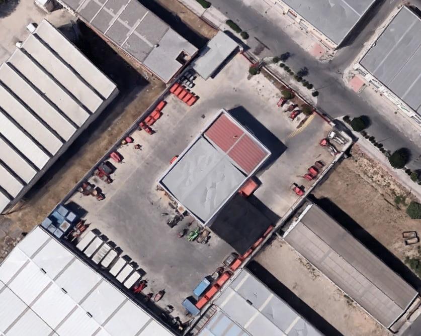 Instalación eléctrica industrial en Polígono Juncaril - Albolote - Granada