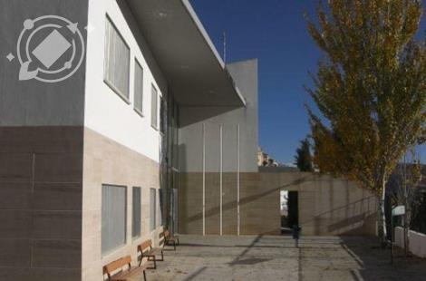 instalaciones electricas colegio conde de Tendilla Alhama de Granada