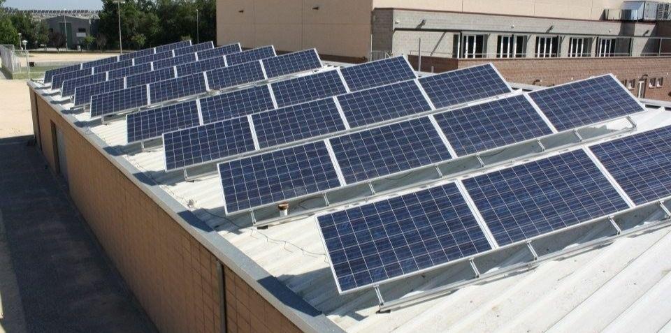 instalacion placas solares Granada Solar oficina Granada