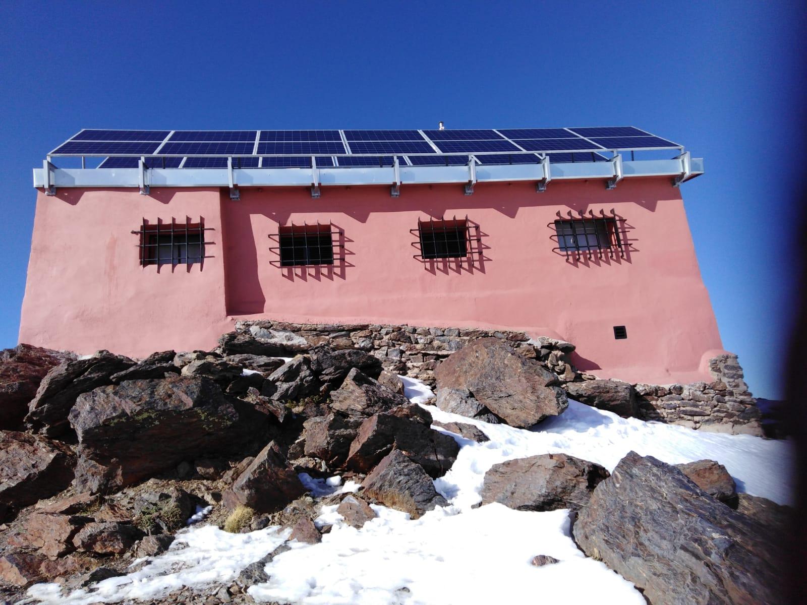 Instalacion Placas Solares Sierra Nevada 04