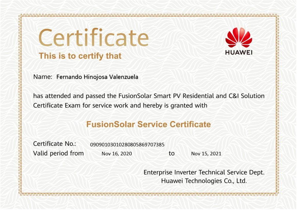Calidad-y-Certificaciones-Certificado de instalador inversores Huawei_page-0001
